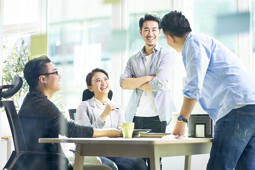 クリエイティブの力でビジネスをonにするグローバルプロダクションカンパニー